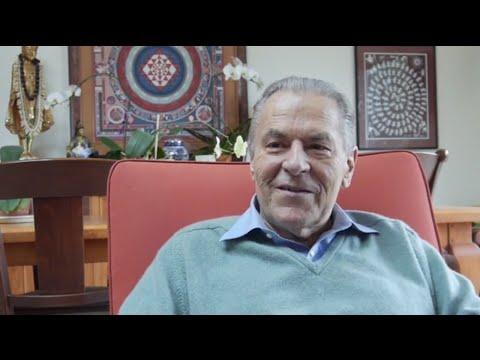Exploring Transpersonal Psychology with Dr. Stanislav Grof in Israel