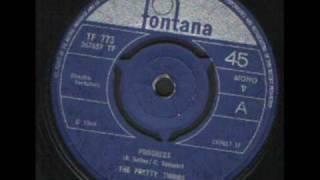 THE PRETTY THINGS - PROGRESS - BUZZ THE JERK FONTANA, 2 GREAT SIDES 1966