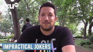 """Impractical Jokers - """"Ass Man or Breast Man"""" Ep. 810 (Web Chat)   truTV"""