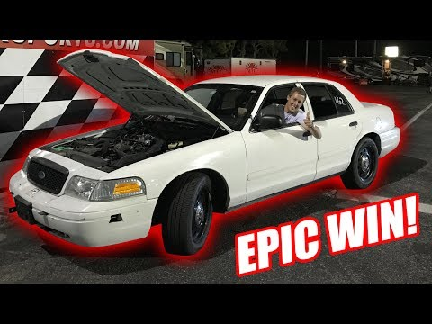 "Project ""Neighbor"" Goes Drag Racing, Manages EPIC Win!"