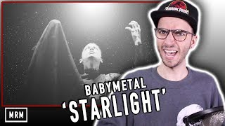 """Today I REACT to the new song """"Starlight"""" by BABYMETAL! Become a BI..."""