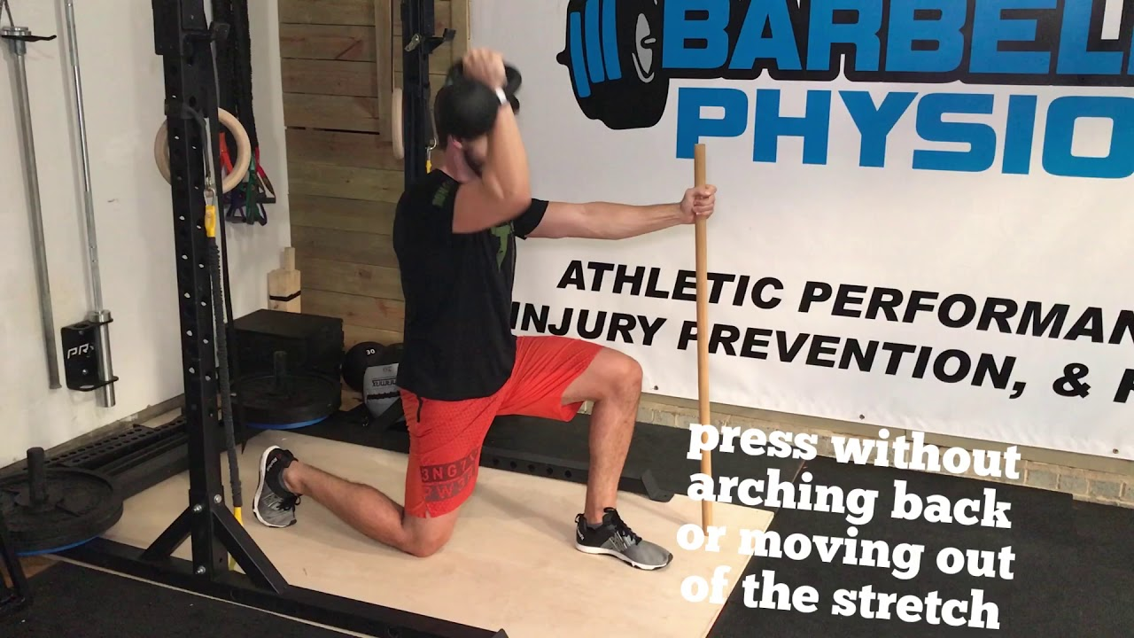Fix Your Hip Flexor Mobility! - The Barbell Physio