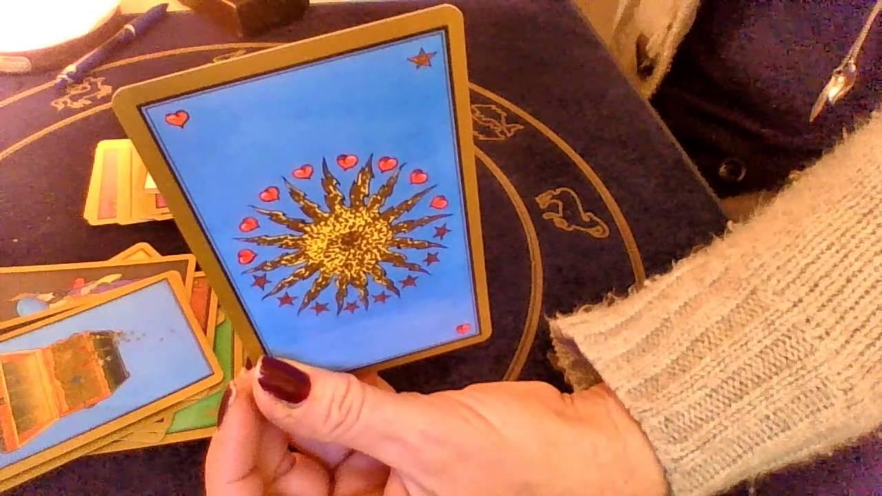 Le tarot persan de Madame Indira partie 1 - YouTube 141a741a926a