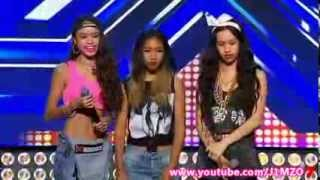 Trill - The X Factor Australia 2014 - AUDITION [FULL]