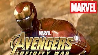 ALL MARVEL AVENGERS INFINITY WAR MOVIE TOYS 😊 BEST COMMERCIAL COMPILATION 2018 🌆 HASBRO