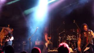 Poisonblack - Buried Alive (Live in Rakuunarock 19.07.2014, Lappeenranta Finland) HD