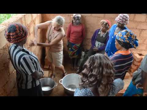 Bafut Ecovillage- Transition of a traditional village