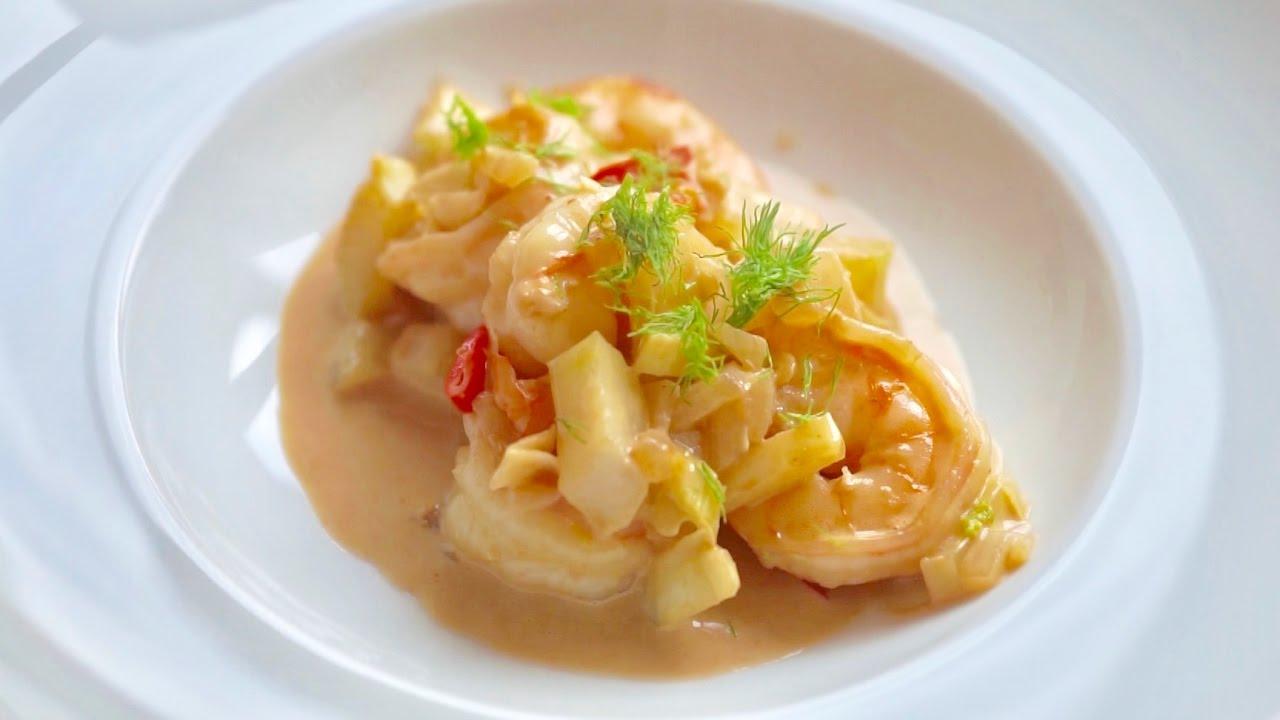 Creamy sambuca shrimps youtube creamy sambuca shrimps forumfinder Images
