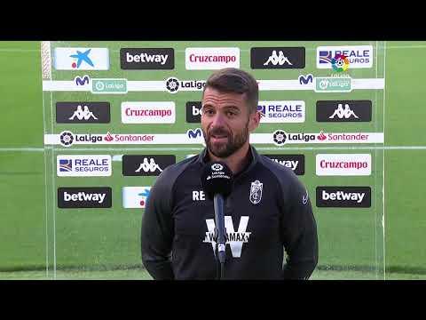 Calentamiento Real Betis vs Granada CF