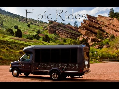 Denver Party Bus Rental ( Harlem Shake)