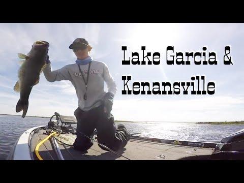 Fishing Lake Garcia BEFORE MLF! - Topwater & Swimbaits