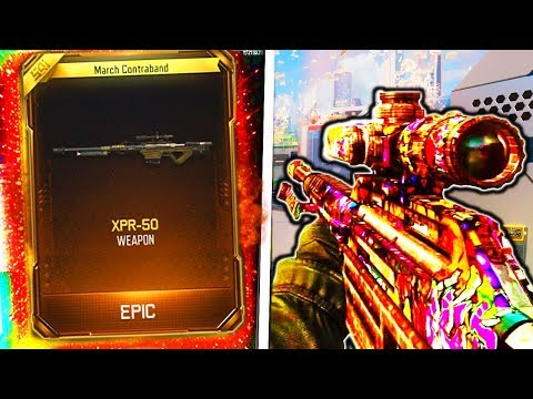 """NEW XPR-50 GAMEPLAY BLACK OPS 3 NEW DLC WEAPONS COD BO3 """"XPR-50 GAMEPLAY"""" NEW GUNS IN BO3!"""