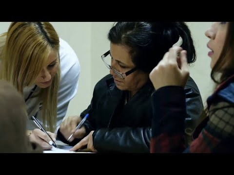 NAOMI - Ökumenische Werkstatt für Flüchtlinge in Thessaloniki