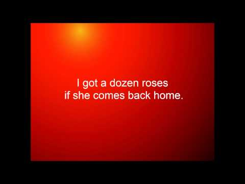 "Cole Swindell ""A Dozen Roses & A Six-Pack"" – Lyrics"