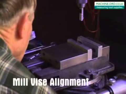 Laser Center Edge Finder Instructional