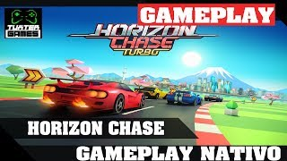 Horizon Chase Turbo quase um Top Gear 2018