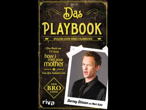 Das Playbook YouTube Hörbuch Trailer auf Deutsch