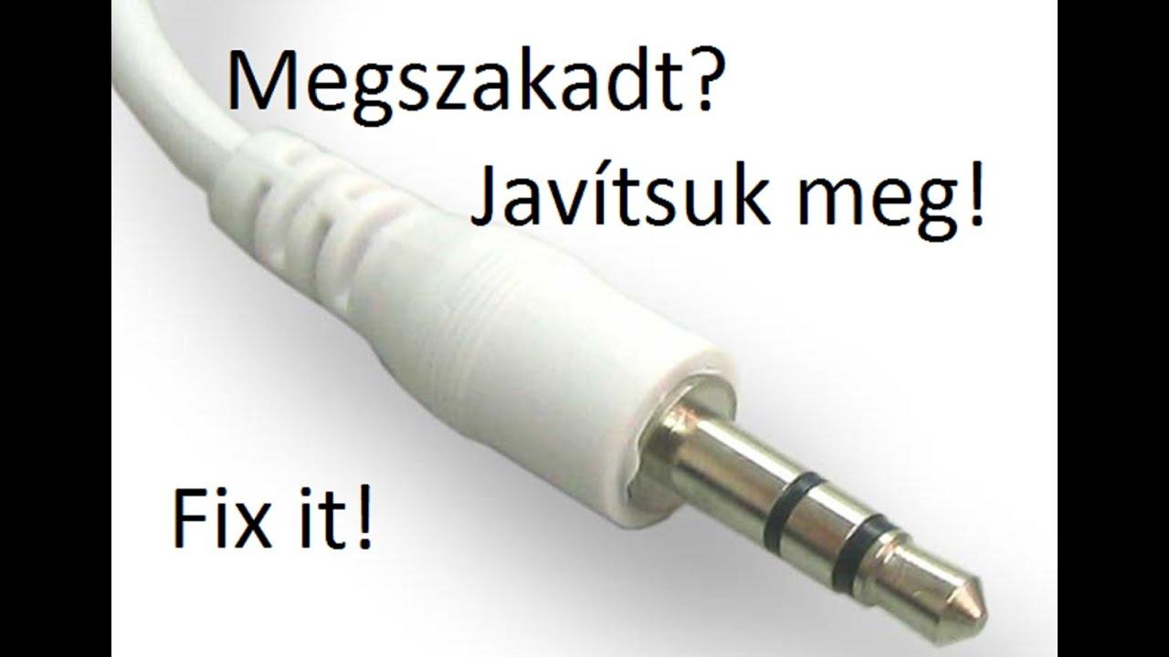 tejsavó tisztítja a fejhallgatót)