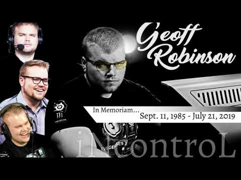 "Remembering Geoff ""iNcontroL"" Robinson"