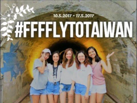 TAIWAN TRAVEL DIARY // #FFFflytoTAIWAN2K17 [VLOG #2]
