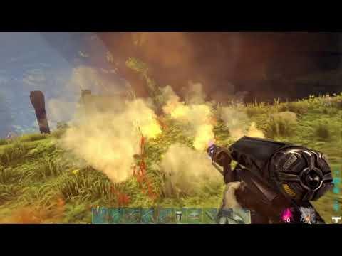 Goodbye Legacy-Ark PS4 Server Defense Against Co9