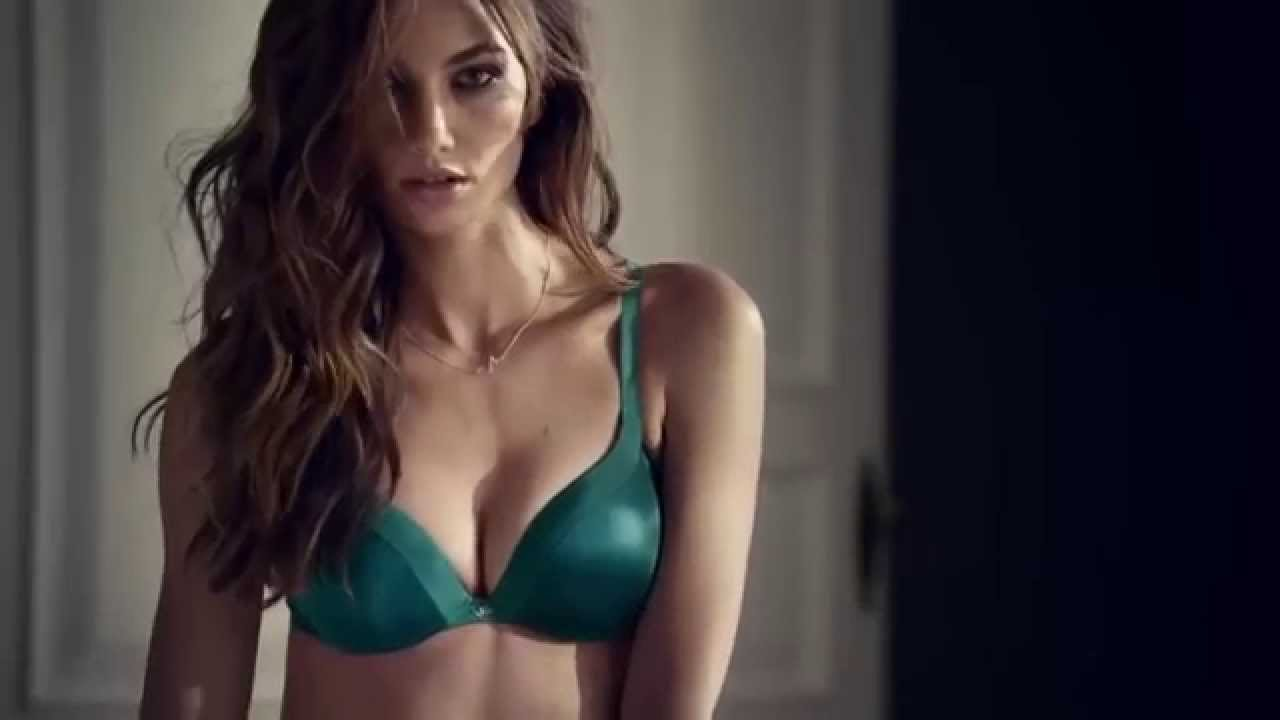 8eafcf0151493 Victoria s Secret So Obsessed Push Up TV Commercial 2015 - YouTube