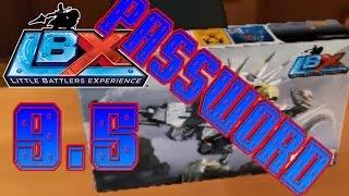 LBX: Little Battlers eXperience(3DS)[Blind] Part 9.5 (Passwords)
