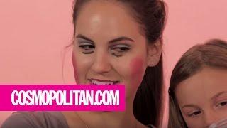 Little Girls Help Women Get Ready For A First Date | Cosmopolitan