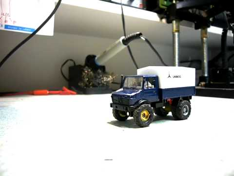 unimog 1 87 rc youtube. Black Bedroom Furniture Sets. Home Design Ideas