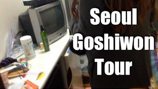Seoul Goshiwon Tour