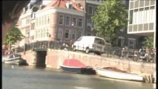 Haai in de Amsterdamse grachten!