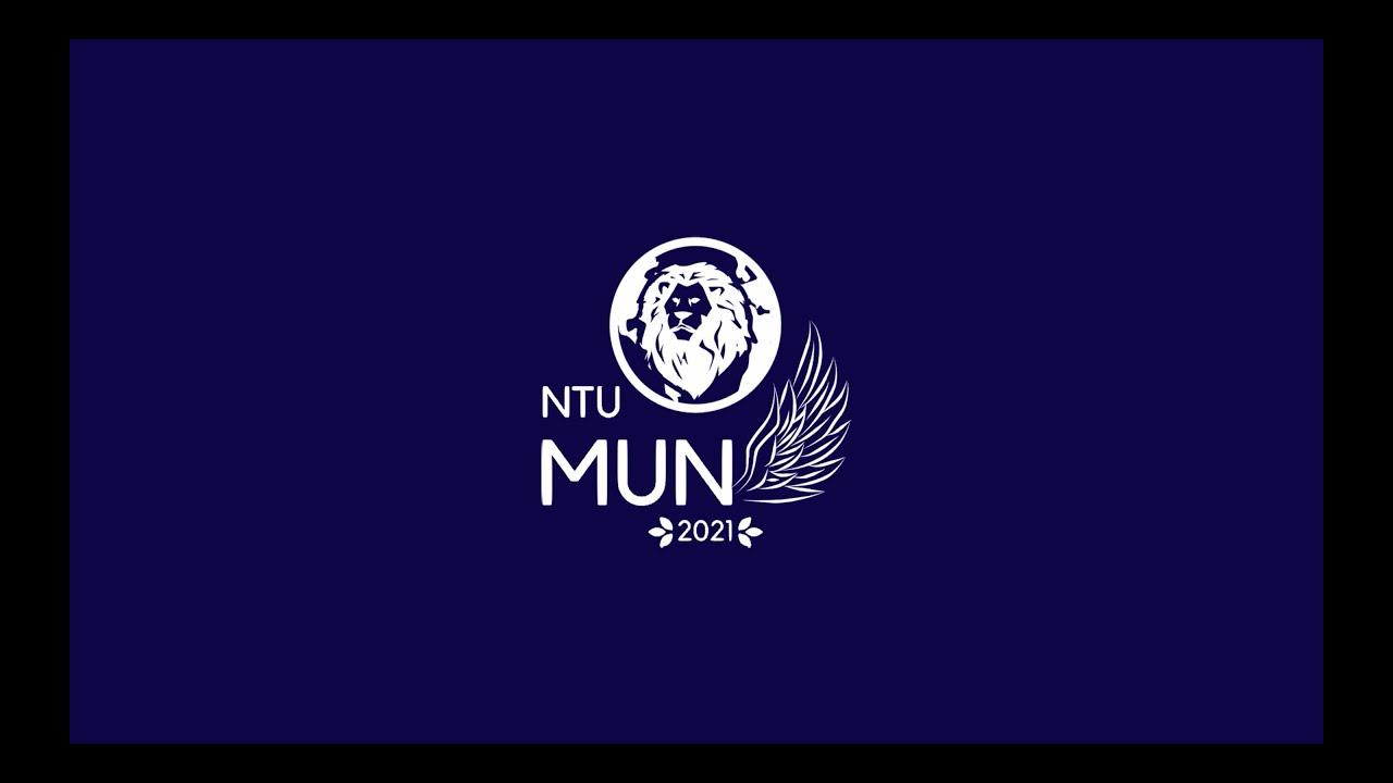 NTUMUN 2021 Trailer