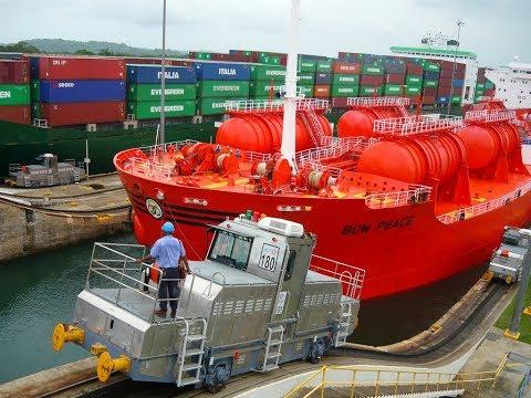 Panama Canal part 2