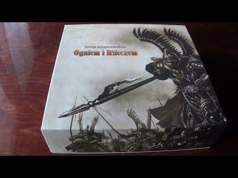 Unboxing 26 - Mount&Blade: Ogniem i Mieczem - Polska Edycja Kolekcjonerska