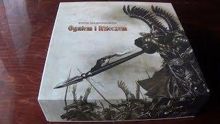 Unboxing#26 - Mount&Blade: Ogniem i Mieczem - Polska Edycja Kolekcjonerska