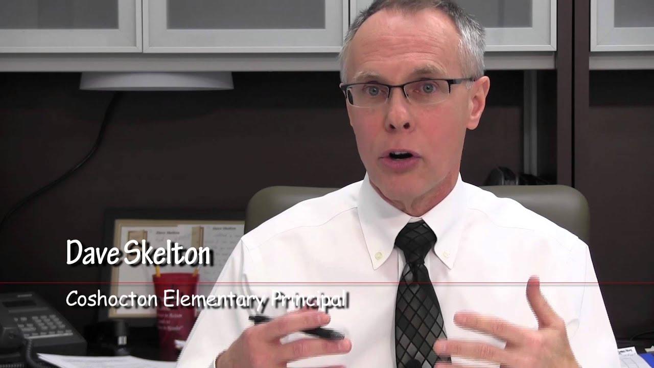 Coshocton City Schools Dave Skelton Interview Youtube