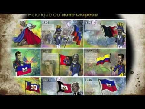 Istwa Drapo Nou / History of our Flag
