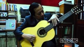 Cao Thủ Chơi Đàn Guitar cực chất