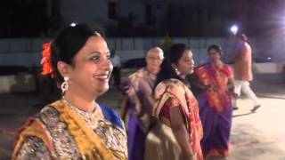 Dandiya- Closing programme at Saket Pranaam- DASARA M2U00873