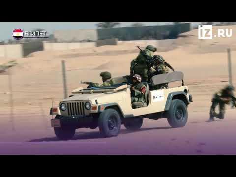 В Египте проходят учения с участием российского десанта