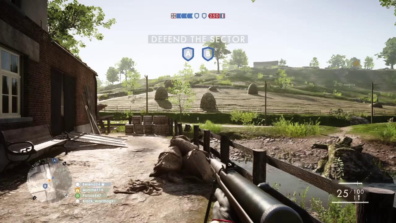 battlefield 1 operations soissons german pre speech youtube