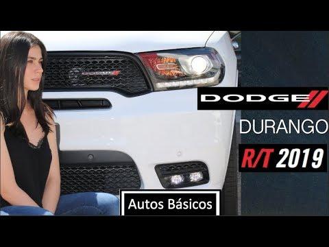 Dodge Durango RT 2019