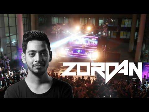 DJ Zordan | Amity University Kolkata | V Vlogs