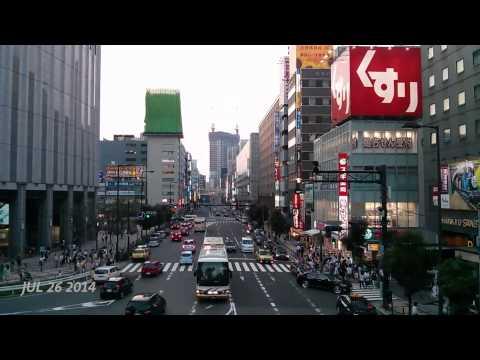 Osaka in a Minute
