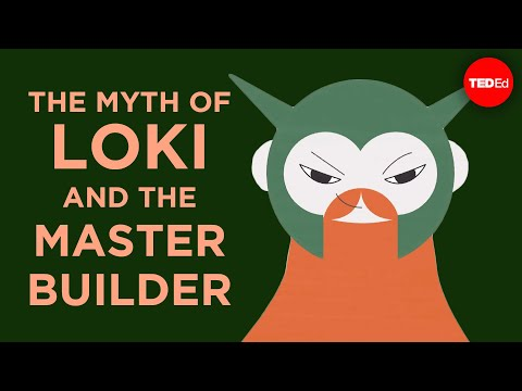 Video image: The myth of Loki and the master builder - Alex Gendler