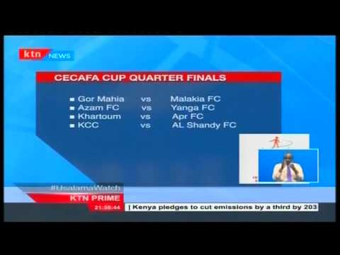 Gor Mahia to face South Sudan's Malkia in Cecafa quarter finals