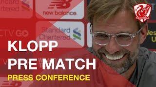 Liverpool vs. Southampton | Jurgen Klopp Press Conference