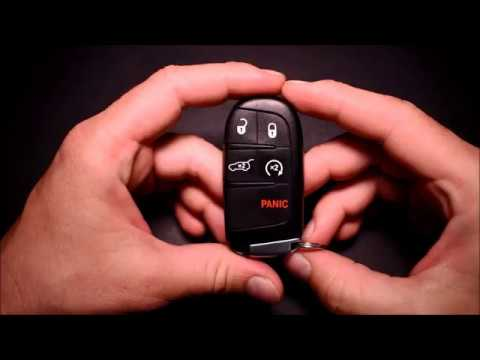 Jeep Key Fob Battery Replacement 2016