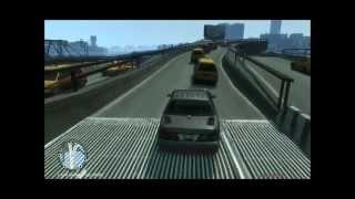 GTA IV - Police Mod (2nd Day)