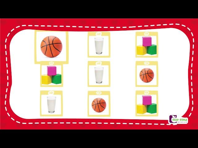 Top Süt Küp - Okul Öncesi Eğitim